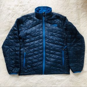 Northface Thermoball Puffer Jacket